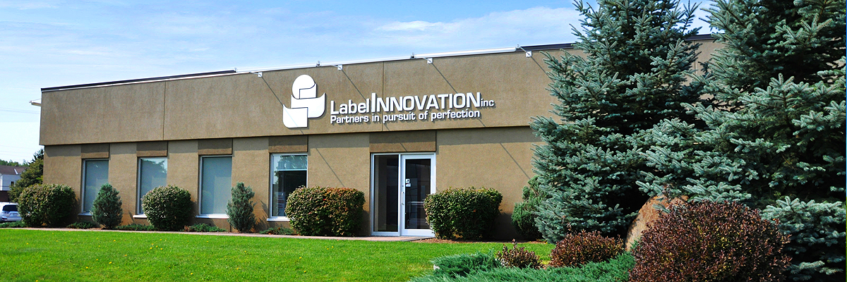 Exterior building photo of Label Innovation.