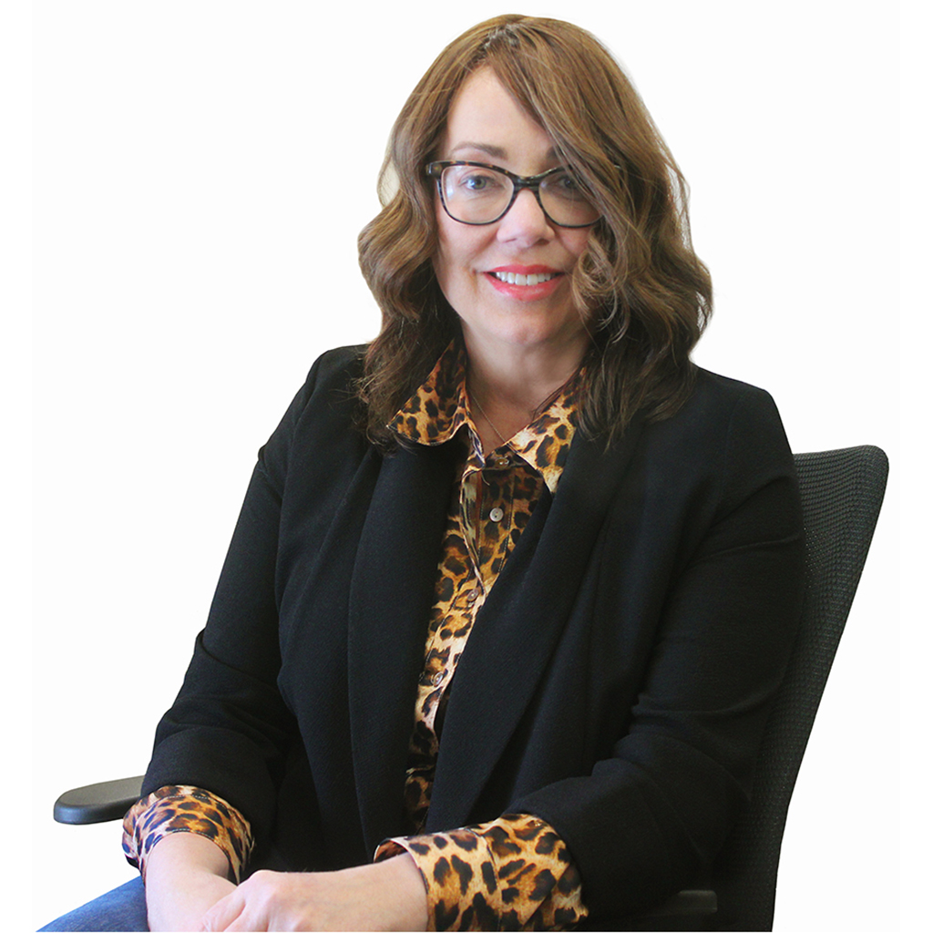Photo of Leeanne Harvey, Human Resources Director.